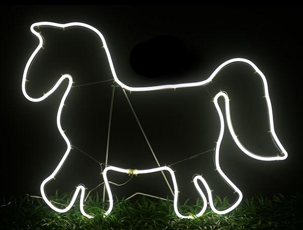 白马LED